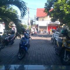 Photo taken at Bank Mandiri by Mas B. on 5/2/2012