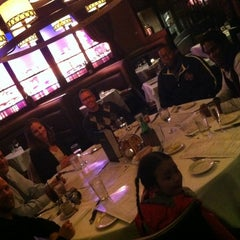 Photo taken at Chicago Prime Steakhouse by Lawrence T. on 4/11/2012
