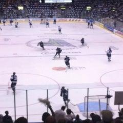 Photo taken at Germain Arena by Amanda A. on 5/23/2012