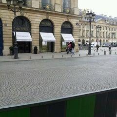 Photo taken at Boucheron by Peter v. on 3/3/2012
