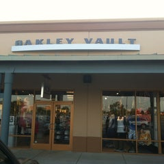 Photo taken at Oakley Vault by Chris H. on 7/6/2012