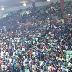 Photo taken at Pepsi T20 Football Grand finale by Naresh D. on 6/17/2012
