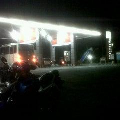 Photo taken at SPBU 44.561.12 by restu r. on 6/10/2012