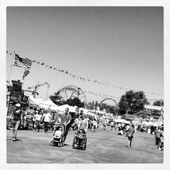 Photo taken at Western Idaho Fairgrounds by Traci D. on 8/24/2012