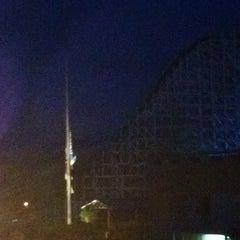 Photo taken at La Tour Eiffel by Henrique E. on 2/26/2012