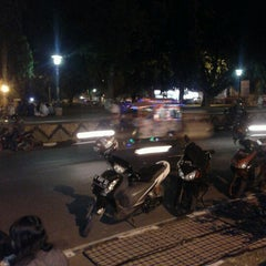 Photo taken at Alun - Alun Pemalang by Adhyn N. on 6/16/2012
