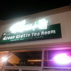 Photo taken at Green Grotto Tea Room 綠的小窩 by Jamilah A. on 9/1/2012