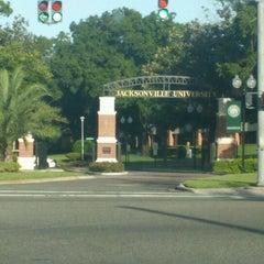 Photo taken at Jacksonville University by Gilbert F. on 7/24/2012