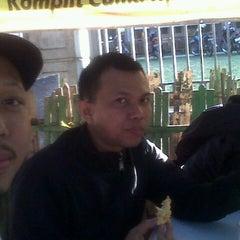 Photo taken at Warung Timbel Sawargi by Erie on 7/18/2012