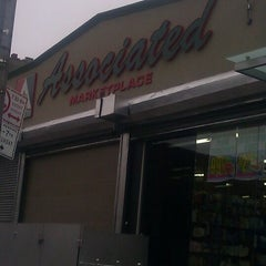 Photo taken at Associated Supermarket by Akaia C. on 5/5/2012
