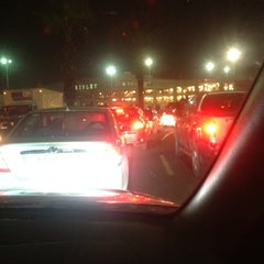 Photo taken at Estacionamiento Mall Plaza Oeste by Claudia I. on 8/30/2012