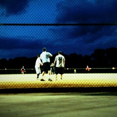 Photo taken at Appling Field Softball Complex by Leslie P. on 6/11/2012