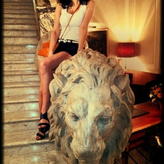 Photo taken at Grand Hotel Plaza by Anna G. on 9/8/2012