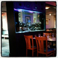 Photo taken at Blue Pacific Sushi & Grill by ashley h. on 7/4/2012