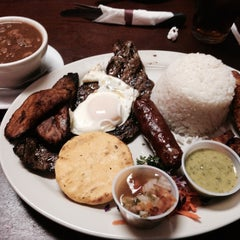 Photo taken at La Antioqueña Restaurante by Dale on 7/5/2014
