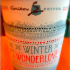Photo taken at Caribou Coffee by Sung L. on 12/29/2013