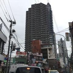 Photo taken at ファルマン通り交差点 by yoshi_rin on 11/29/2015