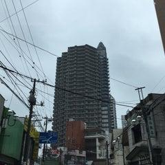 Photo taken at ファルマン通り交差点 by yoshi_rin on 10/17/2015