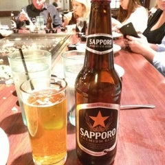 Photo taken at Genji Japanese Steakhouse - Dublin by Chad S. on 11/22/2015