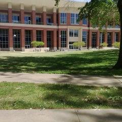 Photo taken at University Center (UC) by Caroline L. on 4/21/2013