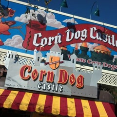 Photo taken at Corn Dog Castle by Alden Lono P. on 2/4/2013