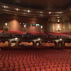Photo taken at Warner Theatre by Scott M. on 1/21/2014
