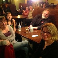 Photo taken at Acoustic Café by Anastasia V. on 3/9/2013