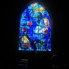 Photo taken at Union Church of Pocantico Hills by Colin M. F. on 5/11/2014