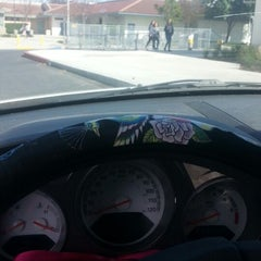Photo taken at Cabrillo Middle School by Loni J. on 3/20/2014