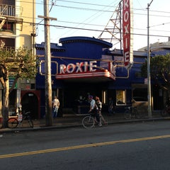 Photo taken at Roxie Cinema by Andrew P. on 4/23/2013