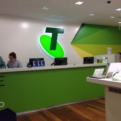 Photo taken at Telstra Store by Ben K. on 11/20/2013