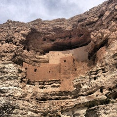 Photo taken at Montezuma Castle National Monument by Bryan J. on 3/16/2013
