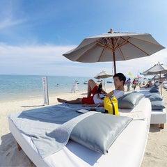 Photo taken at Lamai Wanta Beach Resort by Gamez V. on 9/29/2014