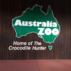 Photo taken at Australia Zoo by Zuhayr on 7/4/2013