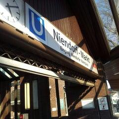 Photo taken at U Niendorf Markt by Ad 13. r. on 4/2/2013