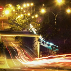 Photo taken at Jembatan Tukad Unda by Gede K. on 6/13/2013