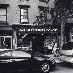 Photo taken at A-1 Records by Miguel C. on 10/6/2013