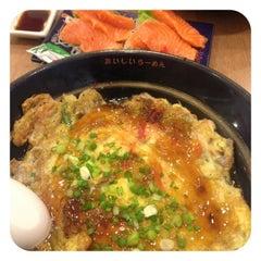 Photo taken at Oishi Ramen (โออิชิ ราเมน) by l2abbizz on 3/3/2013