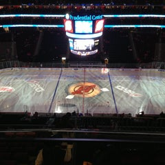 Photo taken at Prudential Center by Dr. F. on 3/13/2013