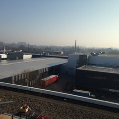 Photo taken at Automotive Campus by Dave S. on 3/13/2014
