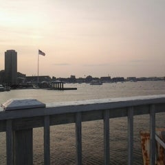 Photo taken at Anthony's Pier 4 by Laura K. on 6/22/2013