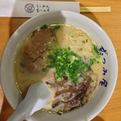 Photo taken at Ramen Planet Mutsumiya (むつみ屋) by yada .. on 2/28/2013