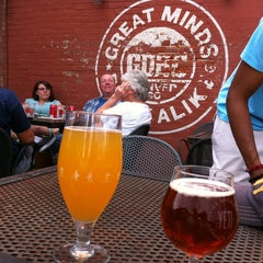Photo taken at Great Divide Brewery by Sherry D. on 7/13/2013