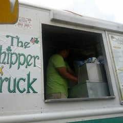 Photo taken at The Chipper Truck by Erin D. on 9/14/2013