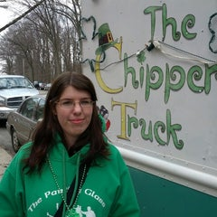 Photo taken at The Chipper Truck by Erin D. on 3/22/2014