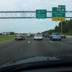 Photo taken at Interstate 4 by Aj S. on 7/29/2013