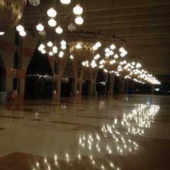 Photo taken at محطة قطار الرياض Riyadh Railway Station by Saad M S. on 4/24/2013