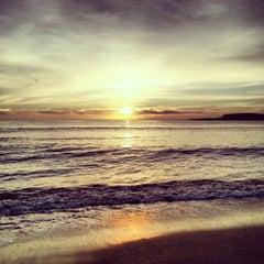Photo taken at Murramarang Beachfront Nature Resort by Nithin K. on 4/21/2014