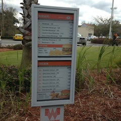 Photo taken at Whataburger by ✈shannon✈ on 3/4/2013