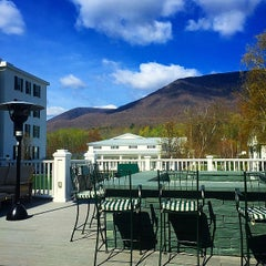 Photo taken at The Equinox Golf Resort & Spa, Vermont by Mark U. on 5/5/2015